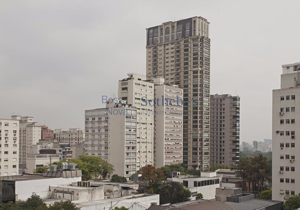 Apartamento residencial à venda, Jardim América, São Paulo.