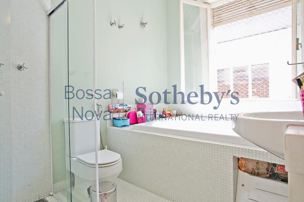 Cobertura residencial para venda e locação, Higienópolis, São Paulo - CO1559.