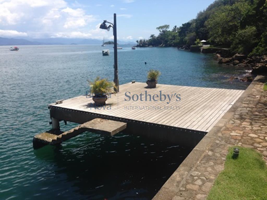 Ilha residencial à venda, Costão de Ponta Grossa, Paraty.