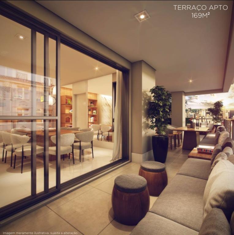 Perspectiva do Terraço - 169 m²