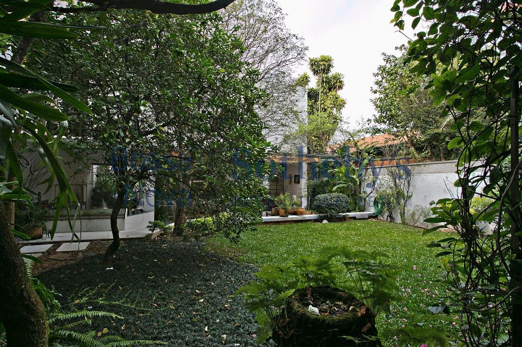 Casa contemporânea, charmosa e com muito verde