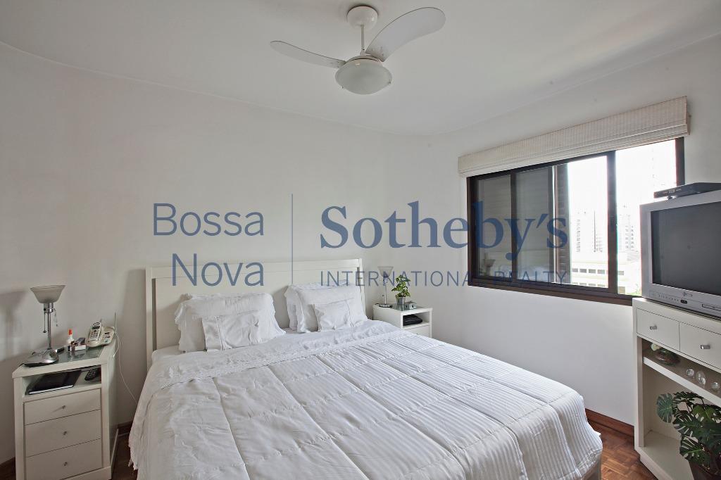 Apartamento residencial à venda, Moema Índio, São Paulo.