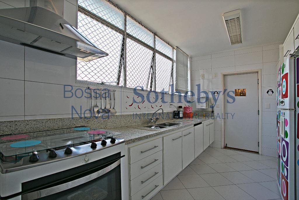 Cobertura residencial à venda, Santa Cecília, São Paulo.
