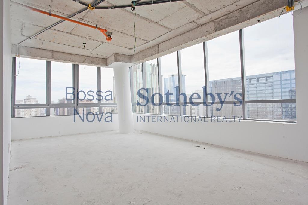 Cobertura triplex em moderno projeto arquitetônico.