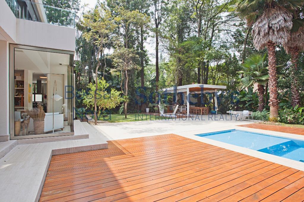 Uma casa com projeto primoroso