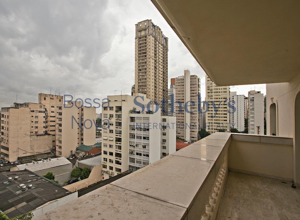 Apartamento duplex próximo ao clube Paulistano