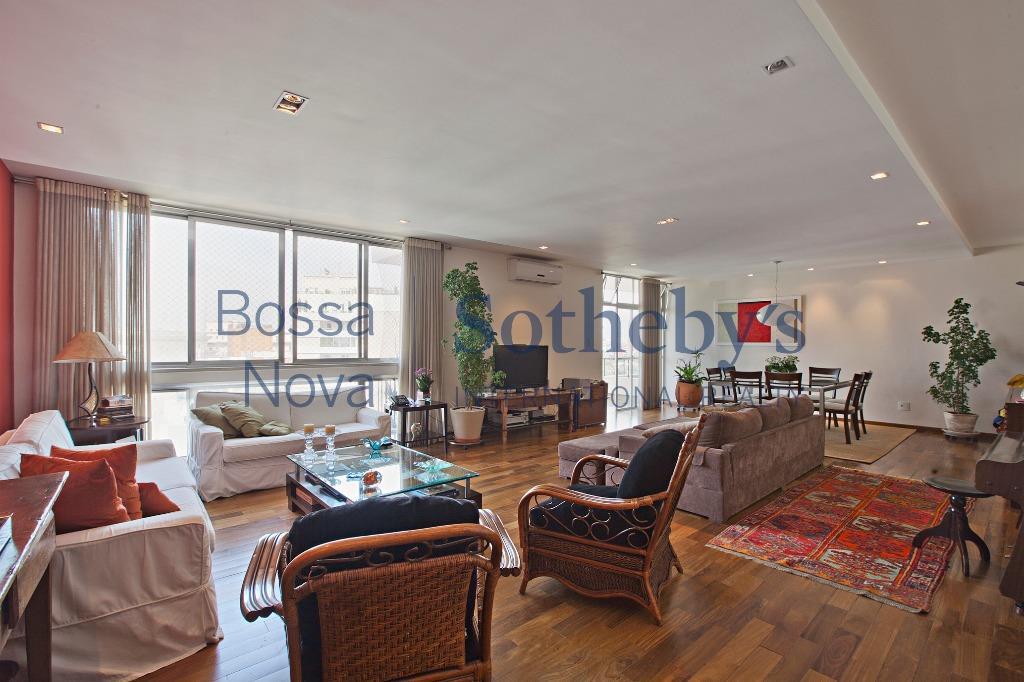 Apartamento charmosíssimo e de muito bom gosto em localização TOP de Higienópolis