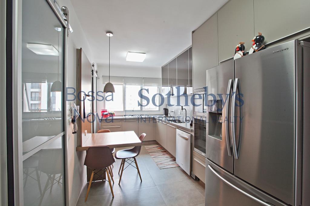 Apartamento impecável em Moema