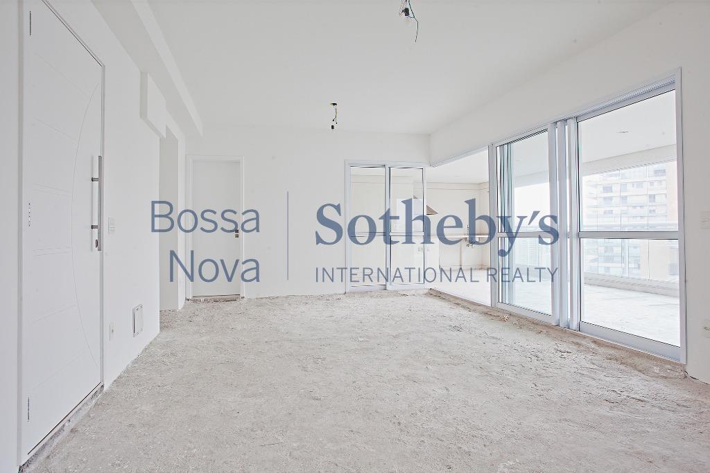 Apartamento novo na Vila Nova Conceição