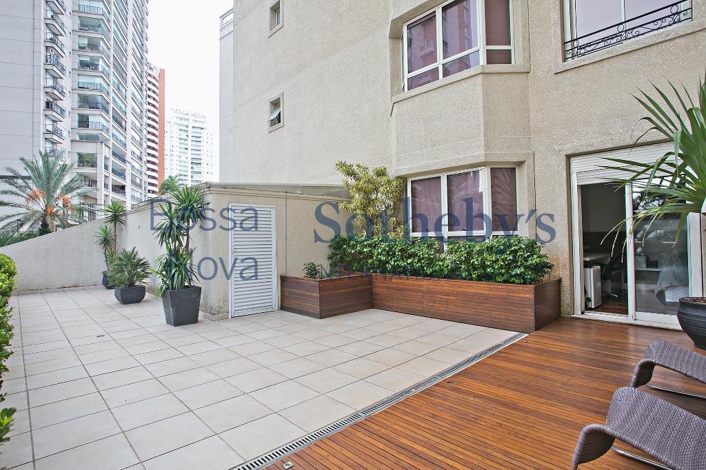 Apartamento estilo garden no melhor local do bairro.