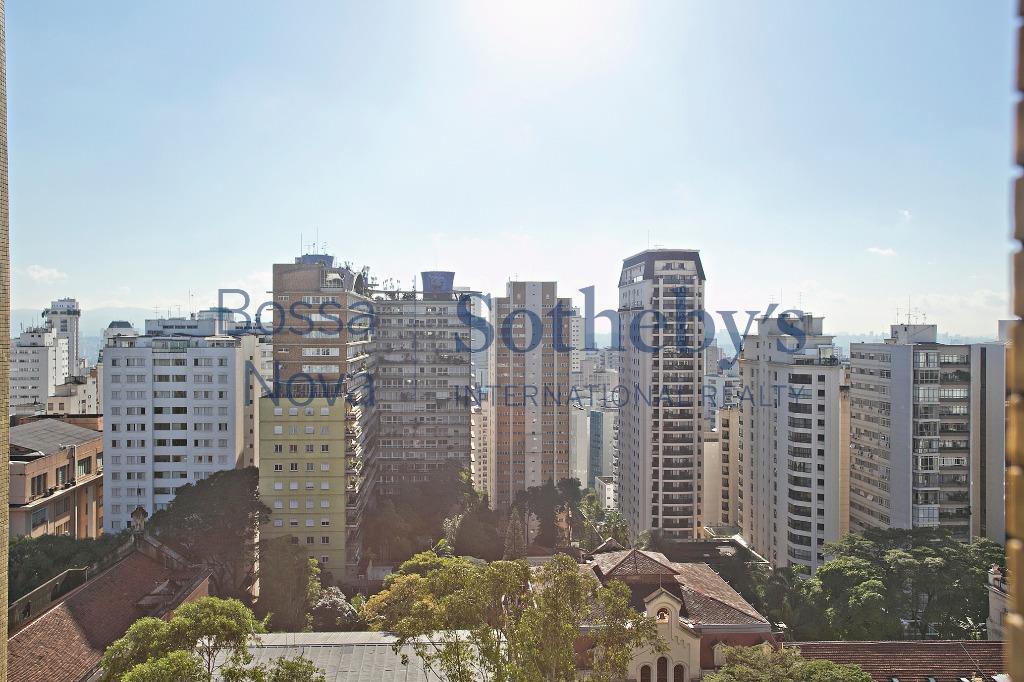 Òtimo apartamento em uma das melhores ruas de Higienópolis