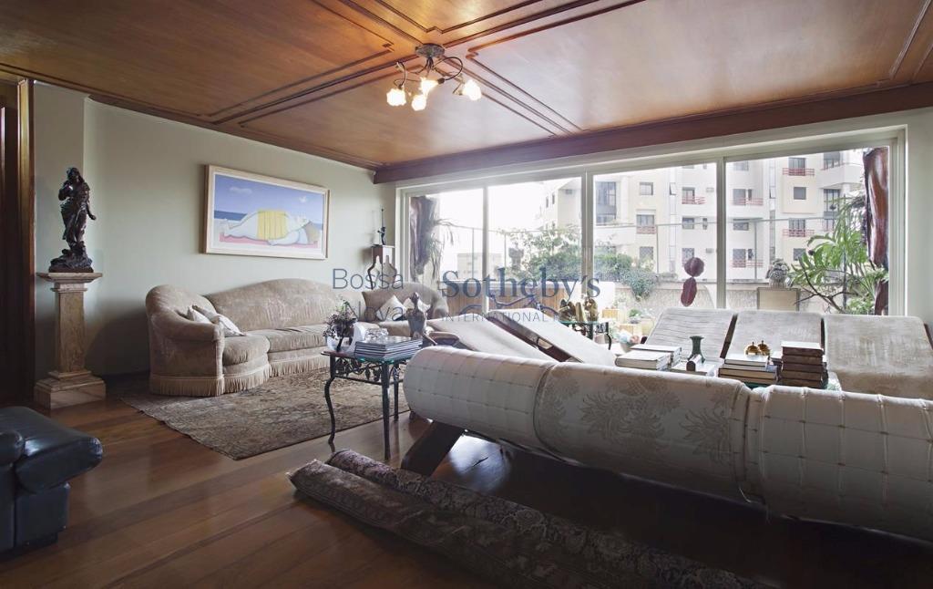 Cobertura de 3 dormitórios em Itaim, São Paulo - SP