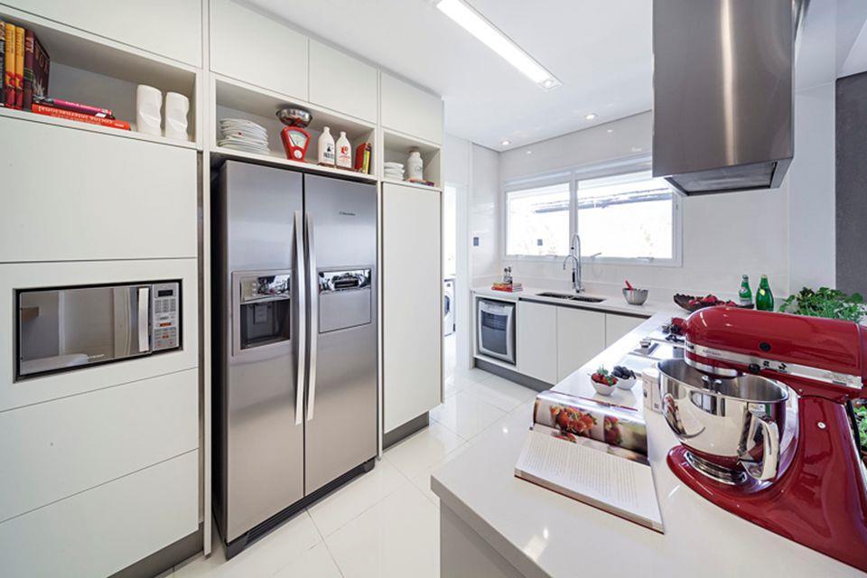 Foto do Decorado 275m² - Cozinha