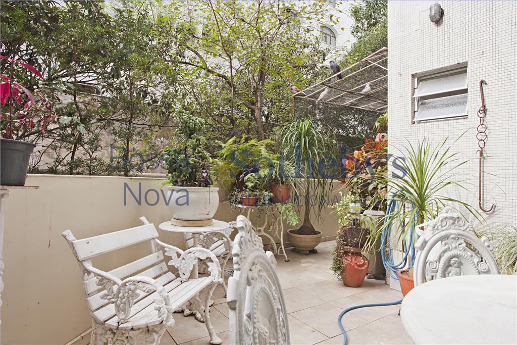 Apartamento garden à venda, Jardim América, São Paulo