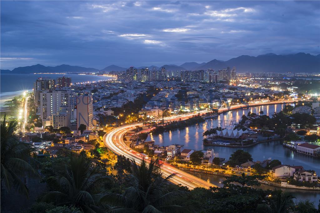 Viva o esplendor com amplitude ,estilo e magnifica vista , Joá, Rio de Janeiro.