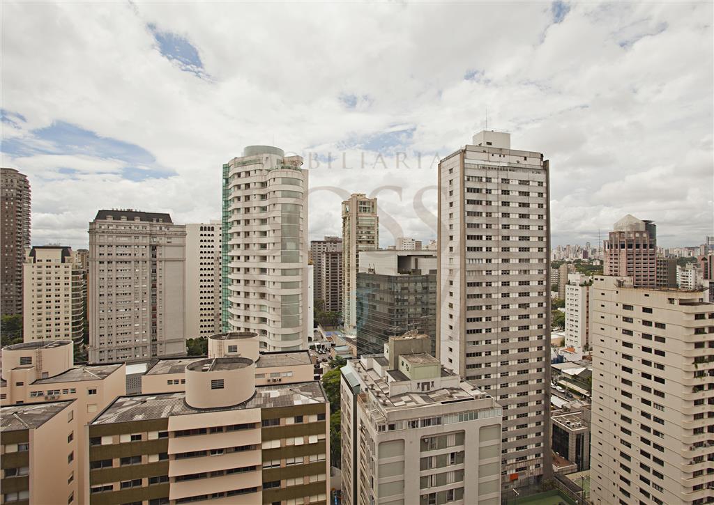Cobertura de 4 dormitórios em Itaim, São Paulo - SP