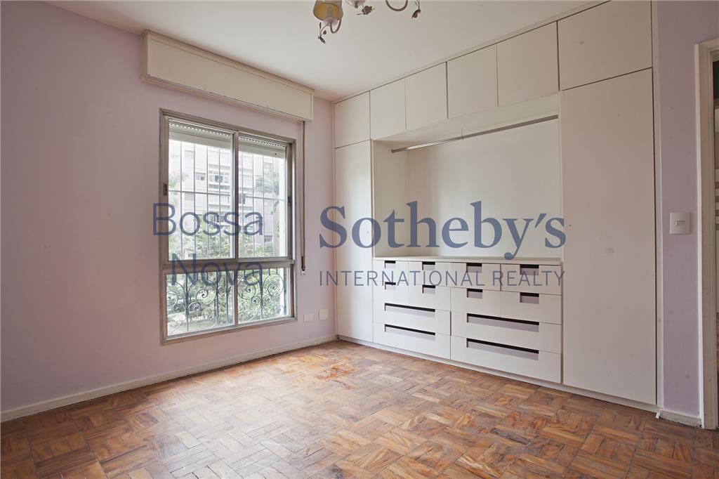 Apartamento à venda,Jardim Paulista,amplo e bem iluminado