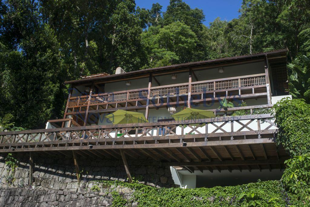 Contato pleno com a Floresta da Tijuca