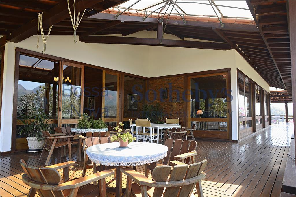 Vista impar, silencio e privacidade no Vale do Cuiabá