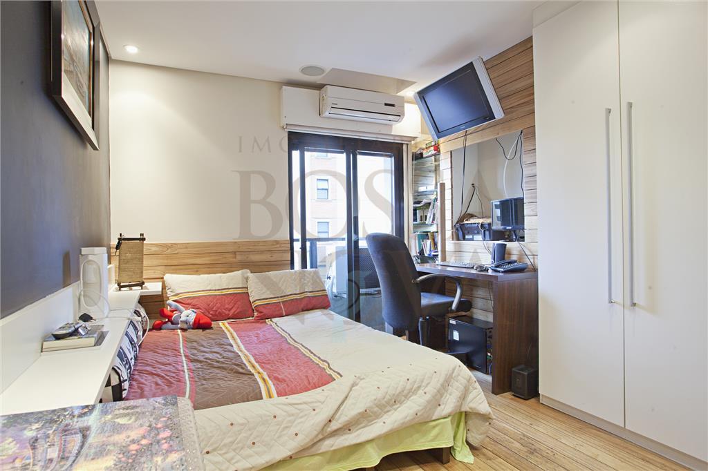 Espaço e conforto neste apartamento bem planejado em Moema!