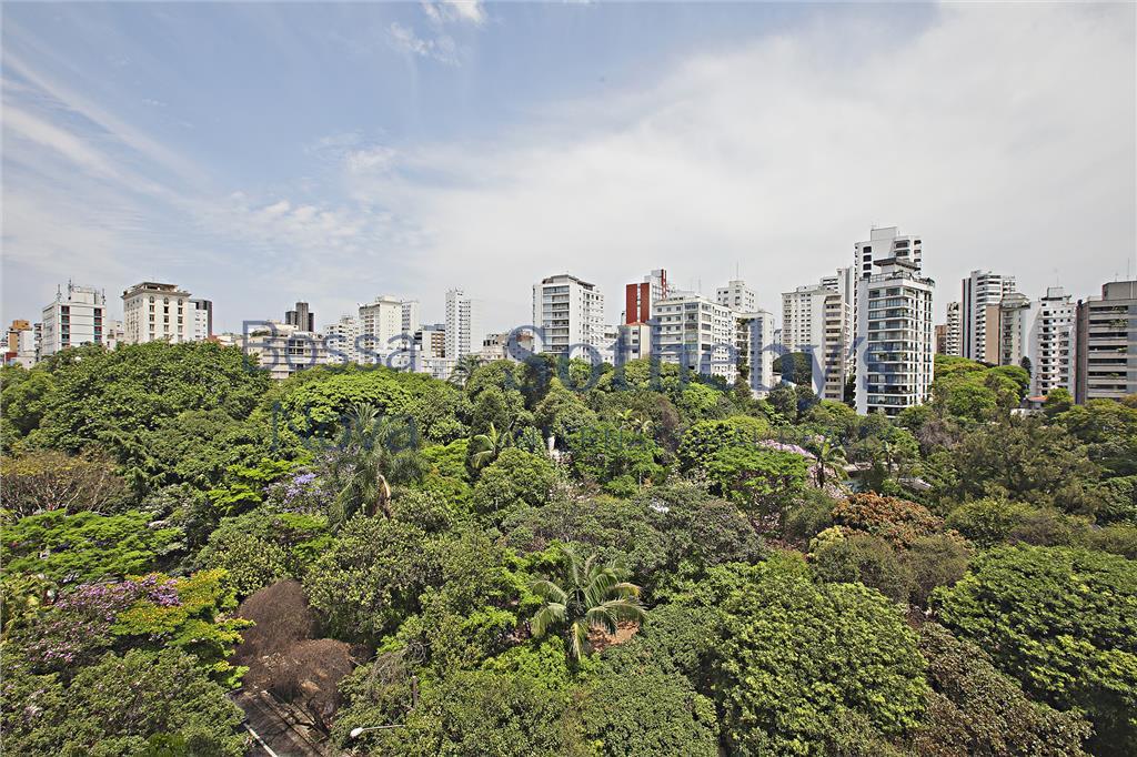 Vista para Praça Buenos Aires