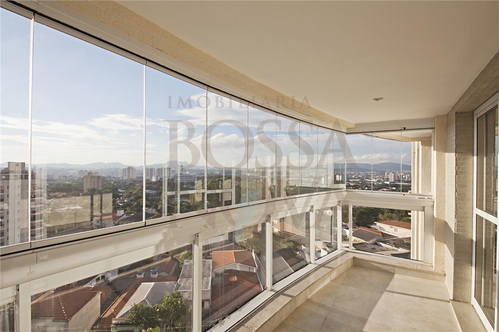 Cobertura duplex vista para Alto de Pinheiros