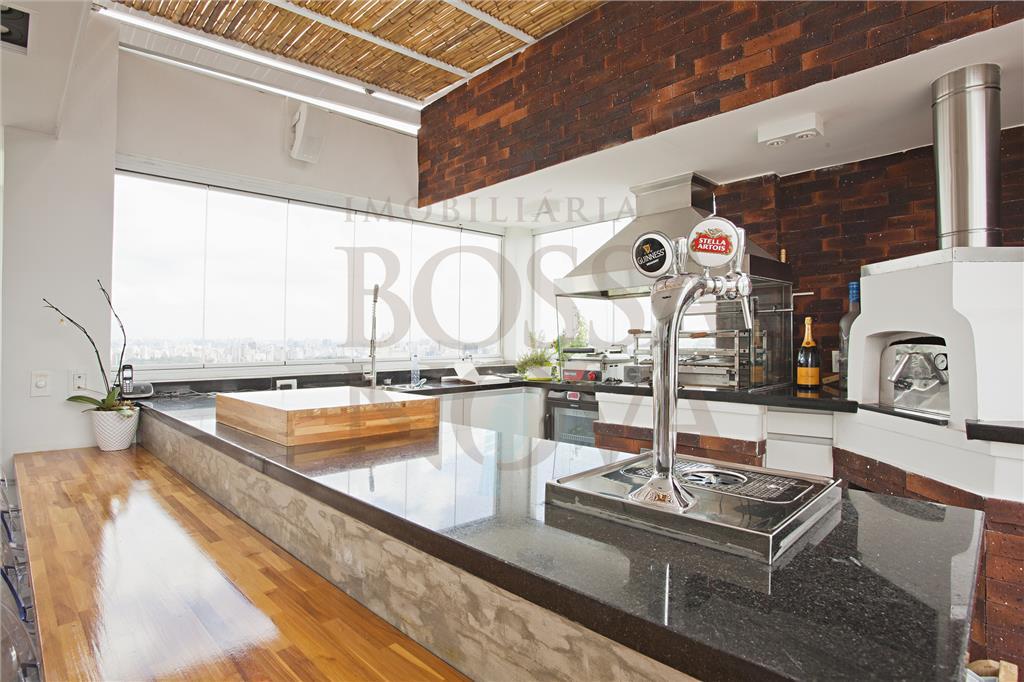 Duplex Contemporâneo, Terraço Gourmet, Novo !