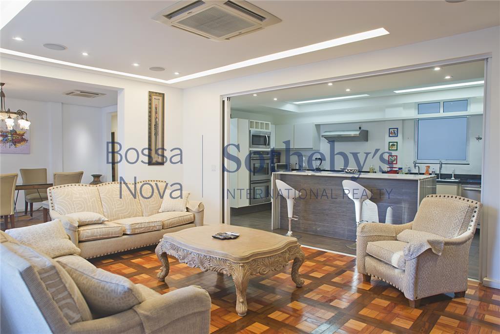 Apartamento entre Copacabana e Ipanema