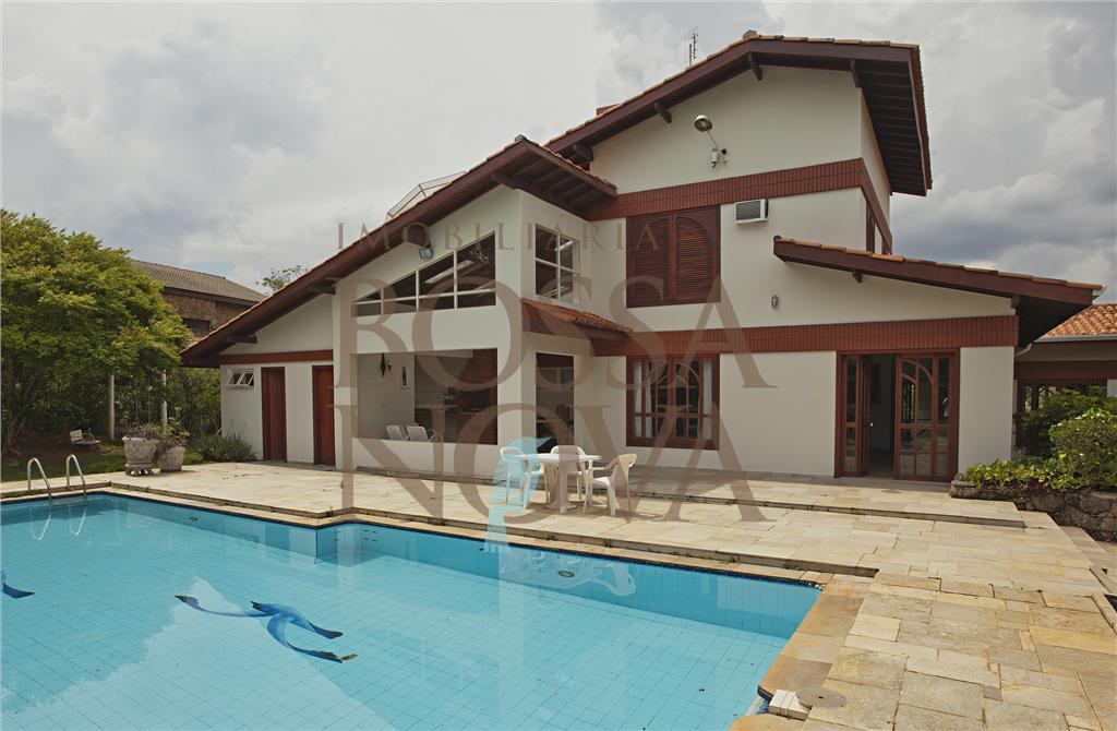 Casa de 8 dormitórios à venda em Condomínio Terras De São José, Itu - SP