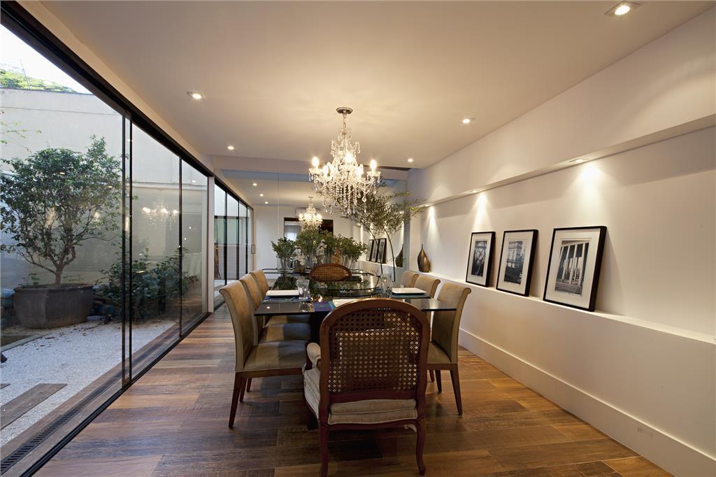 Apartamento com jeito de casa