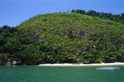 Ilha de 4 dormitórios à venda em Paraty - RJ