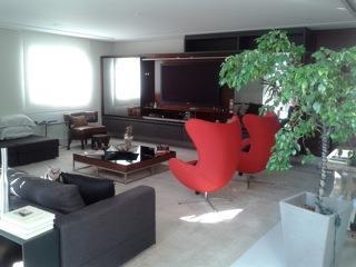 Cobertura residencial à venda, Moema, São Paulo - CO0770.
