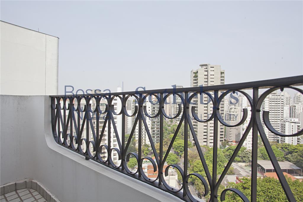 Apartamento residencial para venda e locação, Vila Nova Conceição, São Paulo - AP1434.