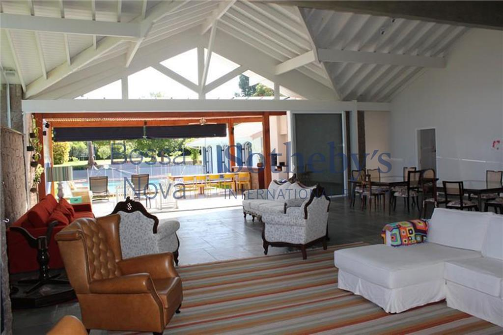 Casa residencial à venda, Fazenda Vila Real de Itu.