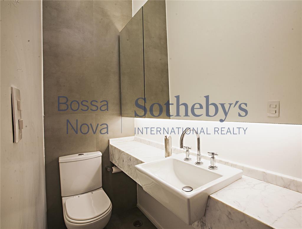 integração de ambientes no estilo mais moderno