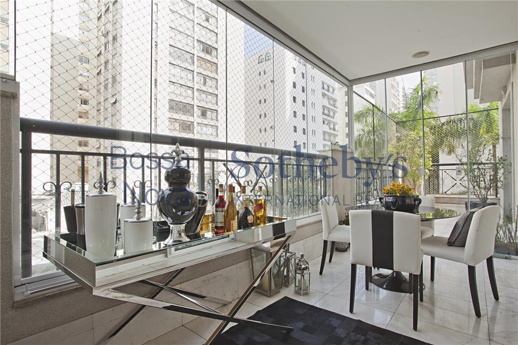 Apartamento impecável em localização privilegiada dos Jardins