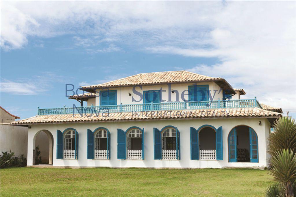 Vila Exclusiva frente mar