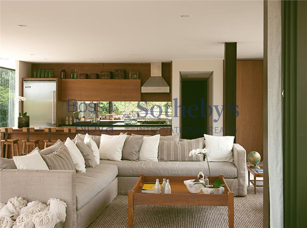 Residência de villa em sofisticado condomínio de campo