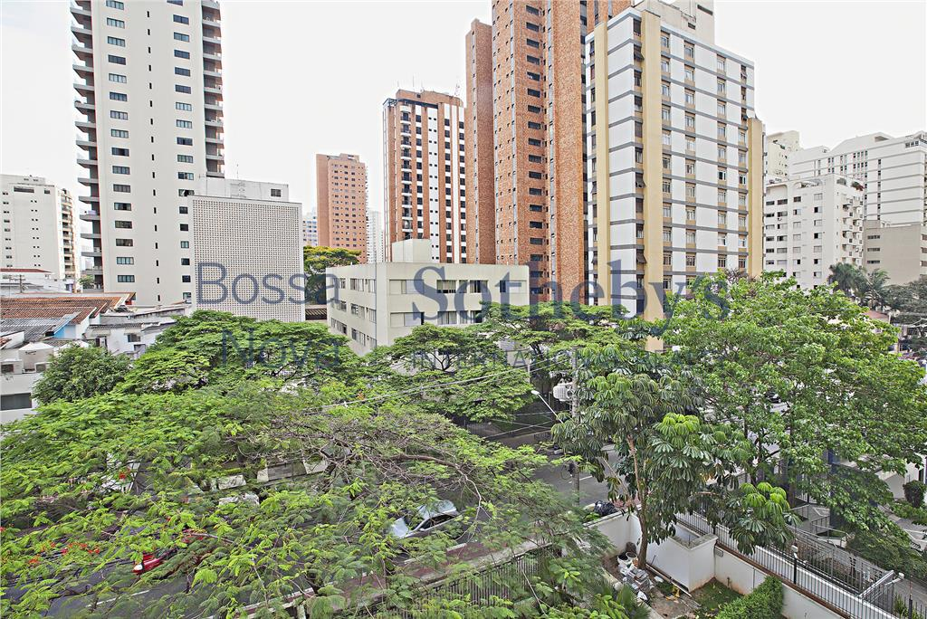Apartamento mobiliado próximo ao Parque do Ibirapuera