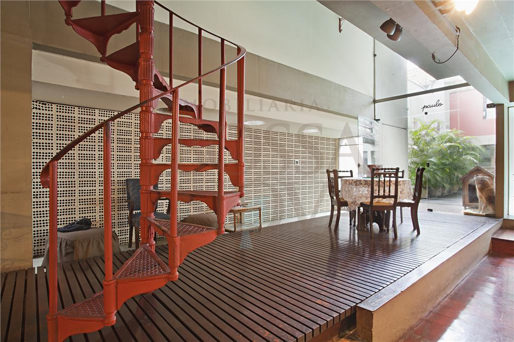 Projetada por arquiteto Ubyrajara Gilioli