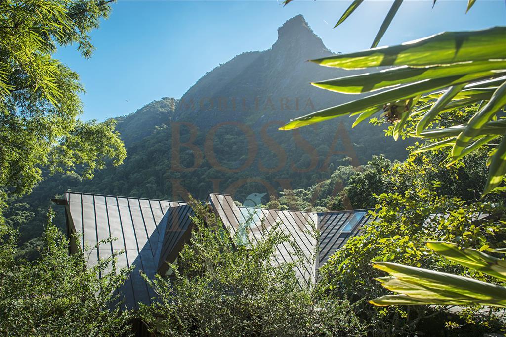 Casa de 4 dormitórios à venda em São Conrado, Rio De Janeiro - RJ