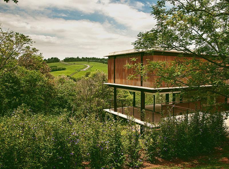 Residência de Villa em cobiçado condomínio de campo
