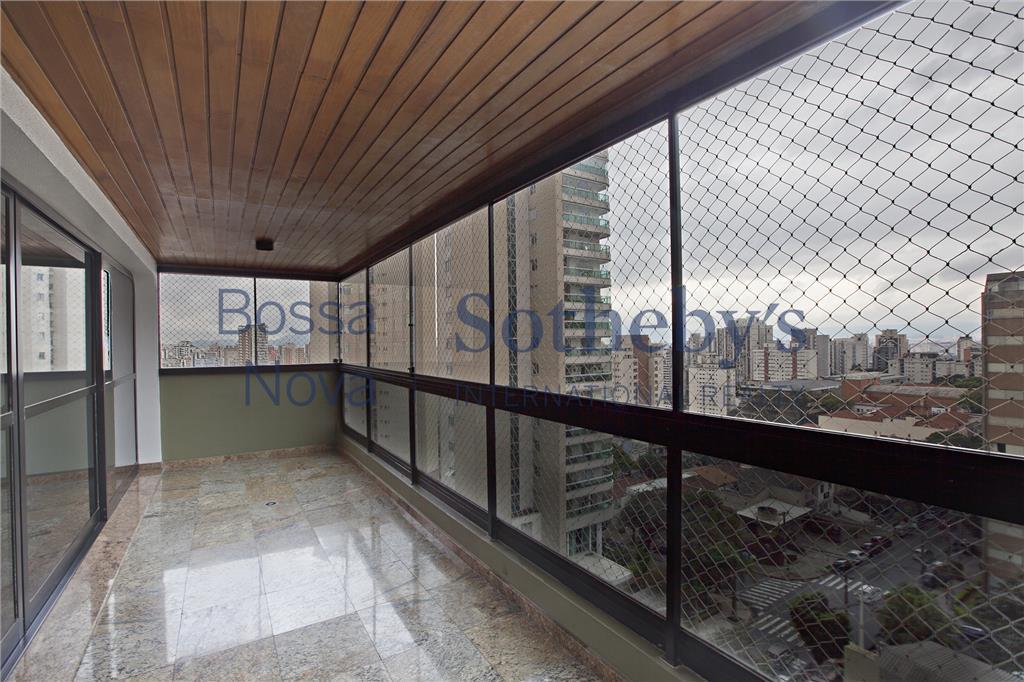 Ótimo apartamento em Perdizes, 2 suites + 2 dorms, 1 varanda de inverno