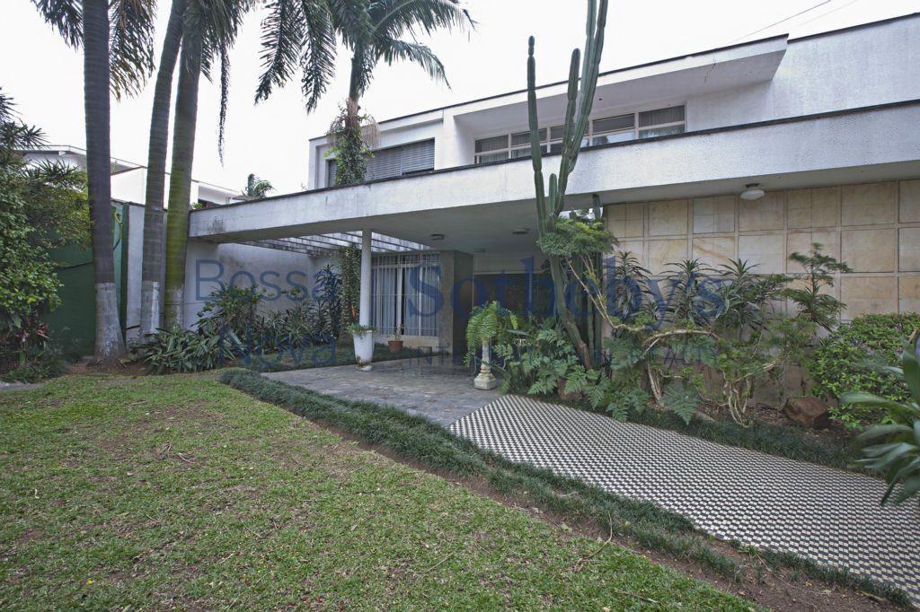 Casa residencial à venda, Moema, São Paulo.