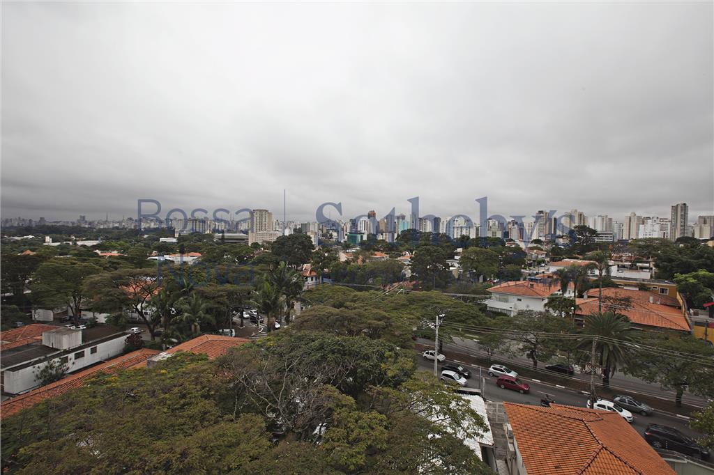 Vista livre para o Ibirapuera!