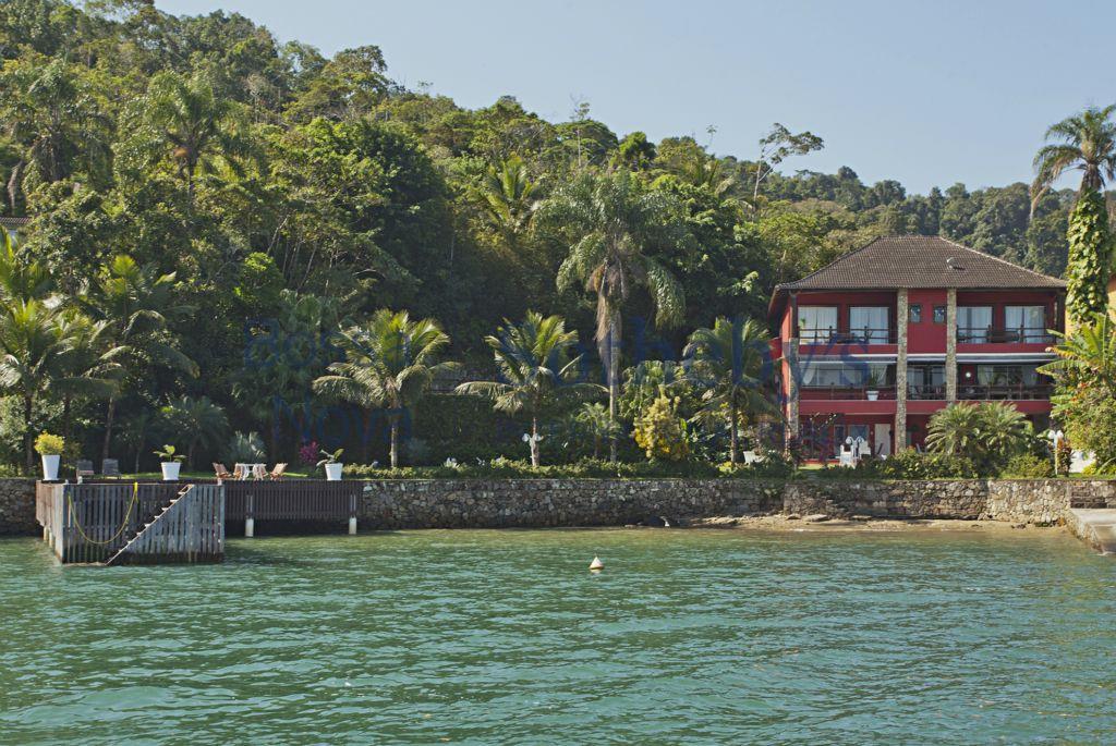 Casa paradisíaca em Angra dos Reis
