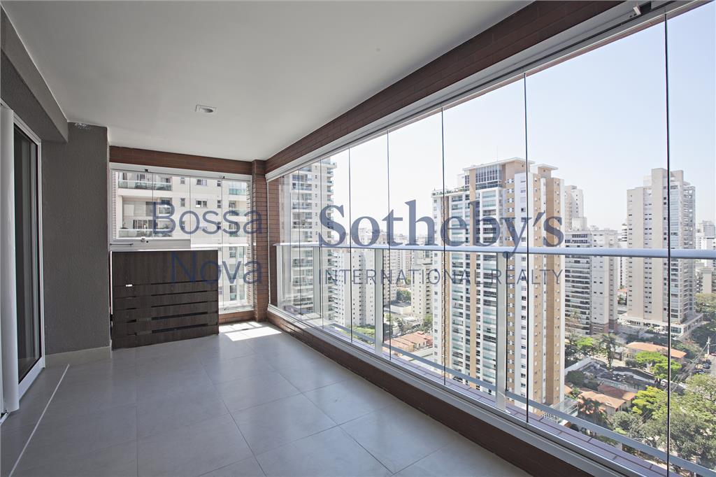Apartamento moderno com infraestrutura excelente no Campo Belo!