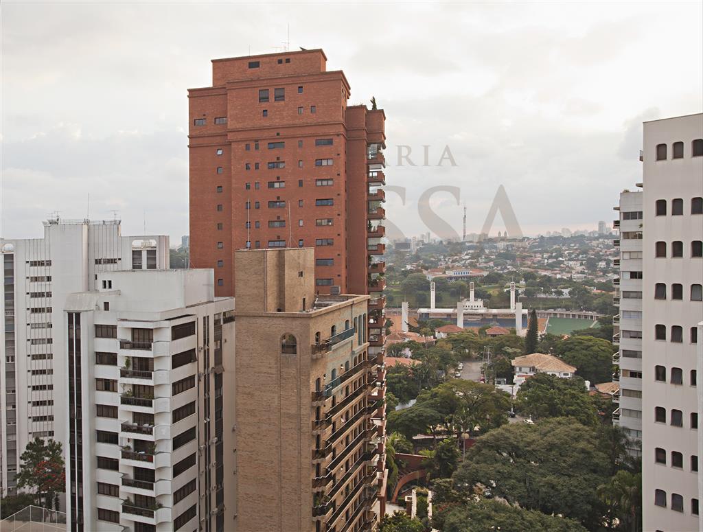 Cobertura residencial à venda, Higienópolis, São Paulo.