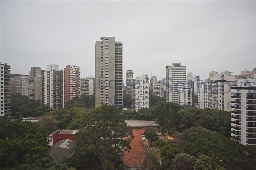 Bela reforma e uma vista livre para a Vila Nova