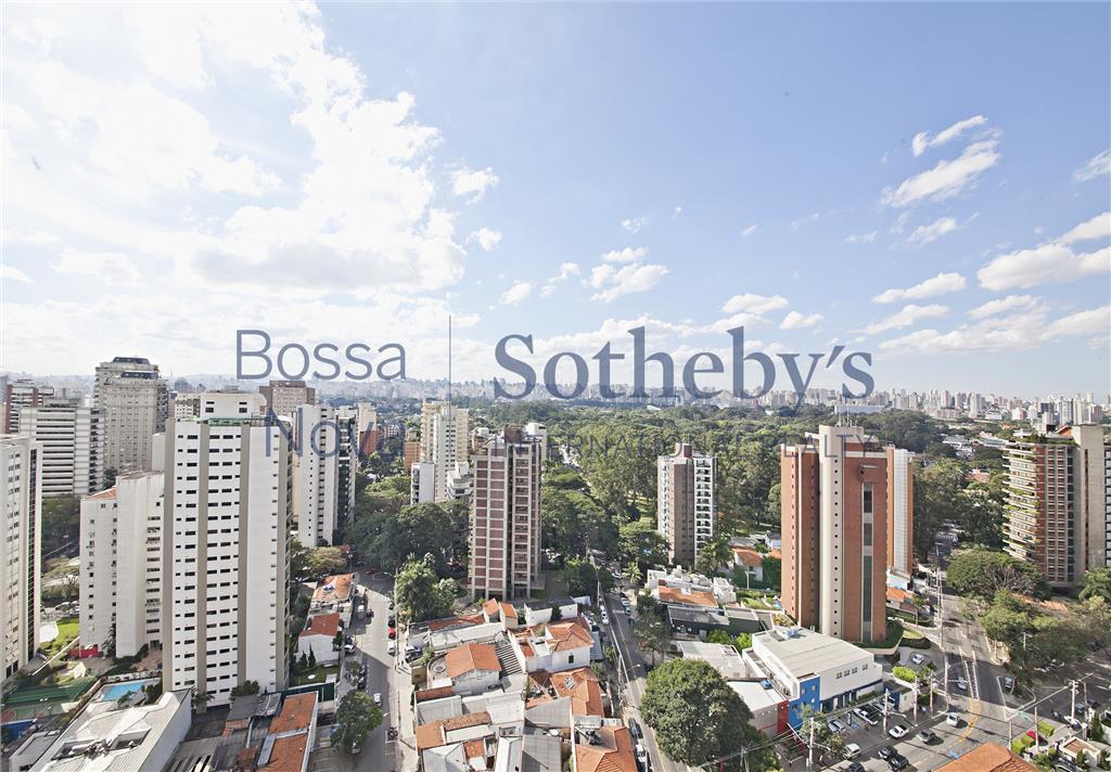 Moderno e descolado ao lado do Ibirapuera